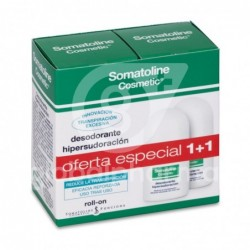 Somatoline Desodorante Hipersudoración Roll On 2 x 40 ml