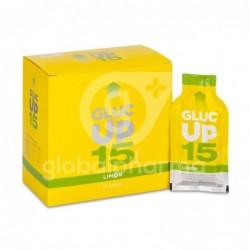 Gluc Up Limón 15g, 20 Sticks de 30 ml