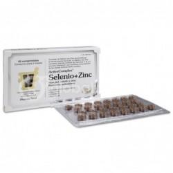 ActiveComplex Selenio + Zinc, 60 Cápsulas