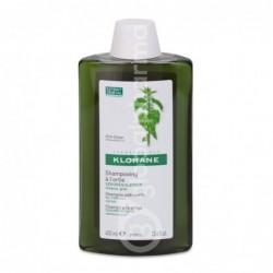 Klorane Champú Seborregulador a la Ortiga, 400 ml