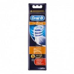 Oral-B Cabezal de Recambio Trizone para Cepillo Eléctrico, 3 uds