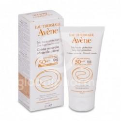 Avène Solar Crema SPF 50+ Pantallas Físicas, 50 ml