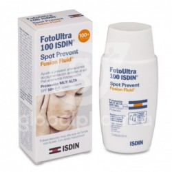 Isdin FotoUltra 100 Spot Prevent Fusion Fluid Antimanchas SPF 50+,...