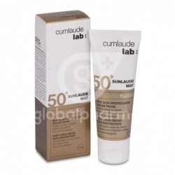 Cumlaude Sunlaude Mat Fluido Facial SPF 50+, 50 ml