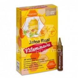 Arkopharma ArkoReal Jalea Real Vitaminada, 20 Ampollas