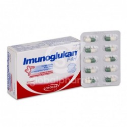 Ordesa Imunoglukan P4H, 30 Cápsulas