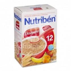 Nutribén Desayuno Copos de Trigo y Frutas, 750 g
