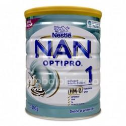 NAN Optipro 1 Leche para Lactantes, 800 g