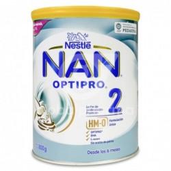 Nestlé Nan Optipro 2 Leche Infantil, 800 g