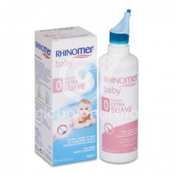 Rhinomer Baby Spray Nasal Fuerza Extra-suave, 115 ml