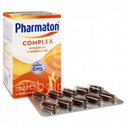 Pharmaton Complex, 60 Cápsulas