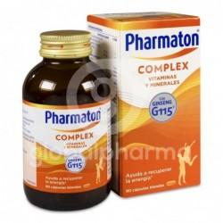 Pharmaton Complex, 90 Cápsulas