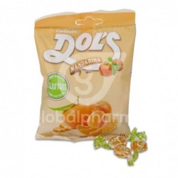 DolS Caramelos sin Azúcar Bolsa Mandarina, 60 g