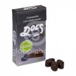 DolS Caramelos Sin Azúcar Caja Sabor Regaliz, 35 g
