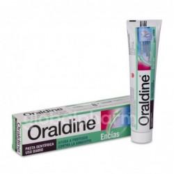 Oraldine Encías Pasta Dentífrica Menta, 125 ml