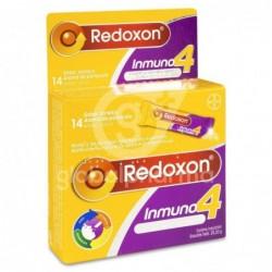 Redoxón Inmuno 4, 14 Sobres