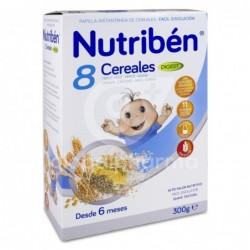 Nutribén 8 Cereales Digest, 300 g