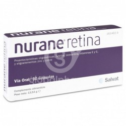 Nurane Retina, 30 Cápsulas
