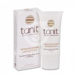 Tanit Crema De Manos Antimanchas, 50 ml