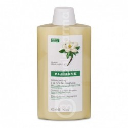Klorane Champú a la Cera de Magnolia, 400 ml