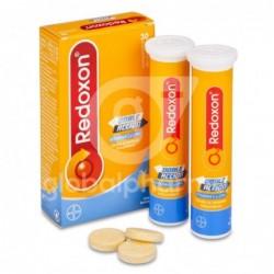 Redoxón Doble Acción Sabor Naranja, 30 Comprimidos Efervescentes