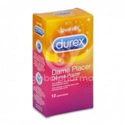 Durex Dame Placer, 12 Preservativos