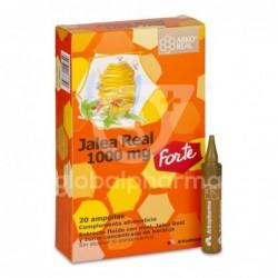 Arkopharma ArkoReal Jalea Real 1000 mg Forte, 20 Ampollas