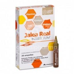 Arkopharma ArkoReal Jalea Real Intelectum, 20 Ampollas
