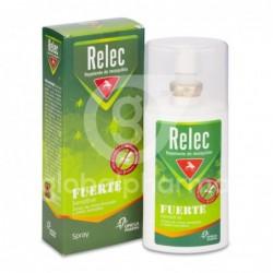 Relec Fuerte Sensitive Spray Repelente Mosquitos, 75 ml