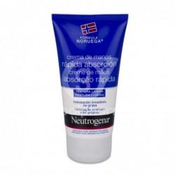 Neutrogena Crema de Manos Rápida Absorción, 75 ml