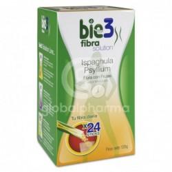 Bie3 Fibra con Frutas, 24 Sobres