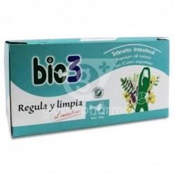 Bie3 Regula y Limpia, 25 Bolsas