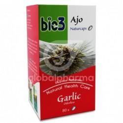 Bie3 Ajo Naturcaps 500 mg, 80 Cápsulas