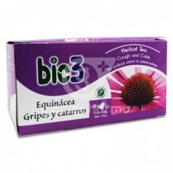 Bie3 Equinacea Gripes y Catarros, 25 Bolsas