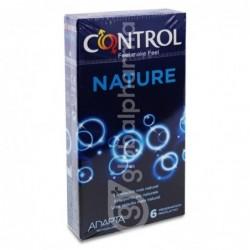 Control Adapta Nature, 6 Preservativos