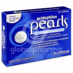 Acidophilus Pearls, 30 Cápsulas