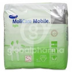 Molicare Mobile Light M, 14 Unidades