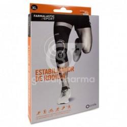 Farmalastic Sport Estabilizador de Rodilla Talla XL, 1 ud