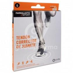 Farmalastic Sport Tendón Corrector de Juanete Talla S, 1 Unidad