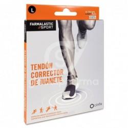 Farmalastic Sport Tendón Corrector de Juanete Talla L, 1 Unidad