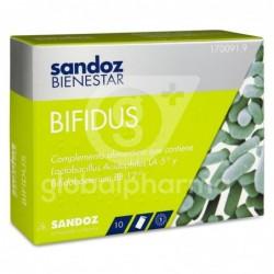 Sandoz Bienestar Bífidus, 10 Sobres