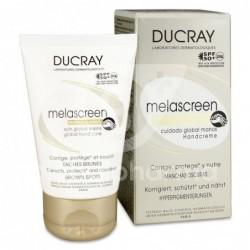 Ducray Melascreen Crema de Manos, 50 ml