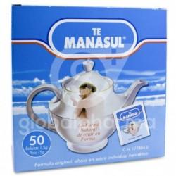 Té Manasul, 50 Bolsas