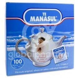 Manasul Té, 100 Bolsas