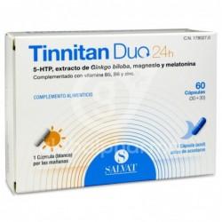 Tinnitan Duo 24h, 60 Cápsulas