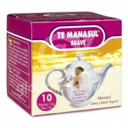 Manasul Té Suave, 10 Bolsas