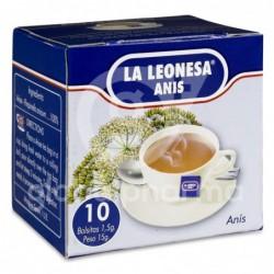 La Leonesa Anís, 10 Bolsas
