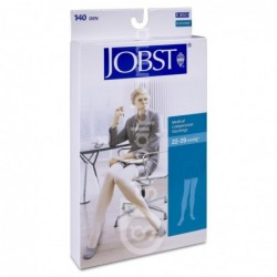 Jobst Media Larga de Compresión Normal Color Beige Talla 5, 1 Unidad