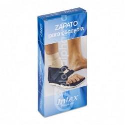 Intex Zapato para Escayola Talla Grande Número 3, 1 Unidad