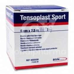 Tensoplast Sport Venda Elástica Adhesiva, 6cm x 2,5m